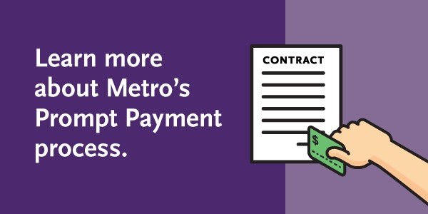 Metro Prompt Payment